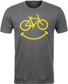 Incycle Happy Bike T-Shirt Cycling T Shirts, Bike Shirts, Cycling Bikes, Bicycle Tattoo, Mtb, Shirt Store, Printed Shirts, Shirt Designs, Mens Tops