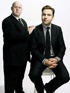 Matt Lucas and David Walliams!  I could go on and on about them...but I won't! :)