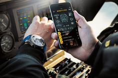 B55 Connected - Breitling - Instruments for Professionals