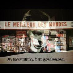 #fellini#huitetdemi#ottoemezzo#godard#pierrotlefou #belmondo#mastroianni#images #movie #superposition by zephyr83