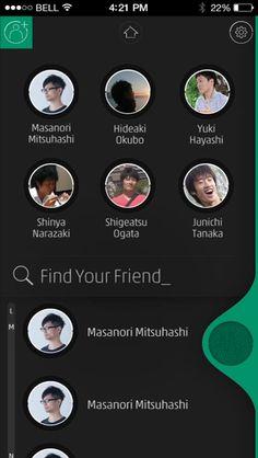 Drop Calling by Masanori Mitsuhashi