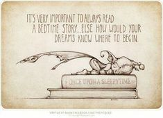 A Sleepytime Picture is part of Book quotes - We made this new art picture to remind you about the special magic of books cause a book is a place where dreams are born and in dreams everyone can fly I Love Books, Books To Read, Bedtime Stories, Book Nooks, Pics Art, Art Pictures, Book Lovers, Lovers Quotes, Girl Quotes