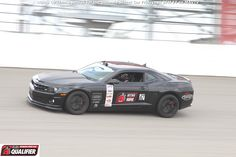 Bryan Johnson's 2013 Chevrolet Camaro received an invitation to the 2014 #OUSCI at #DriveUSCA Michigan