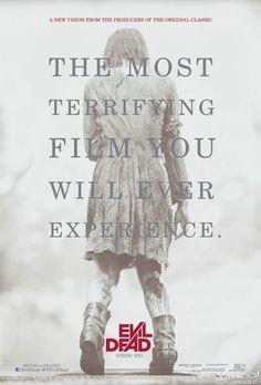 Evil Dead Remake Movie Poster