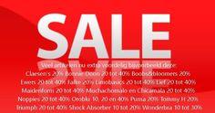 De Sale is begonnen! Ga nu snel naar https://www.underfashion.nl en shop lekker voordelig. Denk je ook nog aan de sloggi 2+1 en HOM actie, en de korting op thermo ondergoed?