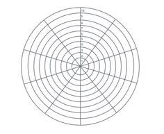 Level 10 Wheel of Life Printable Template | Pinterest