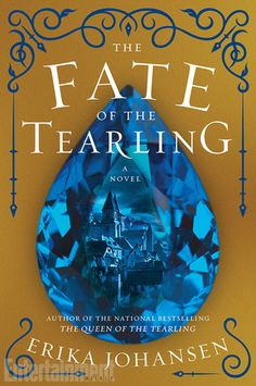 Cover Reveal: The Fate of the Tearling (The Queen of the Tearling #3) by Erika Johansen -On sale November 29th 2016 by Harper -The thrilling conclusion to the New York Times bestselling Tearling trilogy. In less than a year, Kelsea Glynn has transformed from a gawky teenager into a powerful monarch. As she has come into her own as the Queen of the Tearling, the headstrong, visionary leader has also transformed her realm. In her quest to end corruption and restore justice, she has made many e