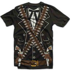 """Bandido"" T-Shirt  Reppin Hard!"