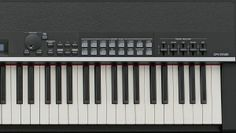 Yamaha CP 4, absolutely excellent feel and connection with this instrument...