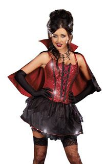 Costume Ideas for Women: Top Five Sexy Vampire Costumes for Women
