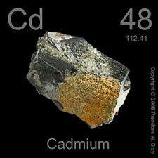 48   Cd - Cadmium