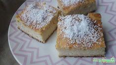 Ötperces túrós süti - FittKonyha Sugar Free, French Toast, Food And Drink, Low Carb, Bread, Snacks, Cookies, Breakfast, Cake