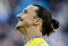 Fußballer Frisuren: Zlatan Ibrahimovic | Trend Haare