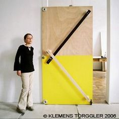 >Klemens Torggler`s doors and paintings