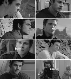 Gale Hawthorne: Rebel
