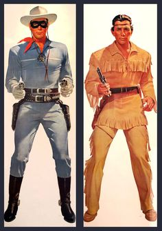 lone ranger and tonto | ... Owen Gallery > Vintage Posters > Entertainment > Lone Ranger and Tonto