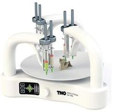 imprimante 3D TNO pâtes Barilla s'active sur l'impression 3D des pâtes