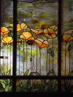 Poppy window