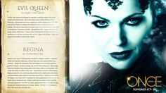 Evil Queen/Regina, Once Upon A Time