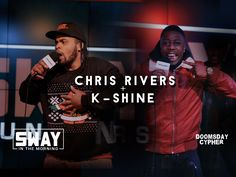 2015 Doomsday Cypher: Chris Rivers and K-Shine