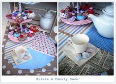 Tovaglietta per colazione http://silviaefamilydeco.blogspot.it/
