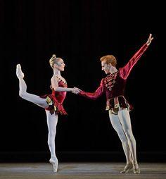 Sarah Lamb, Royal Ballet