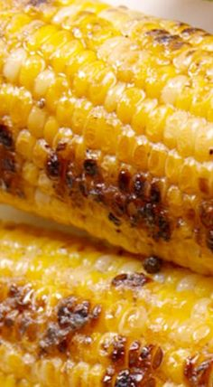 The most addictive corn on the cob you will ever taste! ❊
