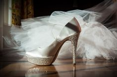 Zapatos de Novia Bedazzle de Pink en www.egovolo.com