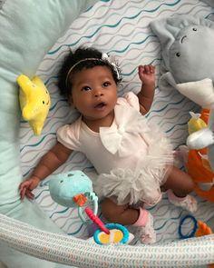 Cute Mixed Babies, Cute Black Babies, Beautiful Black Babies, Cute Little Baby, Pretty Baby, Cute Baby Girl, Beautiful Children, Little Babies, Cute Babies