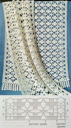 Most recent Totally Free Crochet poncho chal Ideas Палантин – накидка – шаль крючком, gratis teltekening, haaksc Beau Crochet, Poncho Au Crochet, Crochet Shawls And Wraps, Crochet Scarves, Patron Crochet, Crochet Diagram, Crochet Motif, Crochet Doilies, Crochet Pincushion