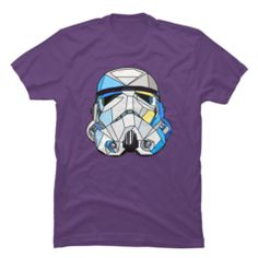 Stained Glass Stormtrooper T Shirt By StarWars Design By Humans Star Wars Store, Stormtrooper T Shirt, Star Wars Outfits, Star Wars Tshirt, Cool Tees, Stained Glass, Tank Man, Shirt Designs, Starwars