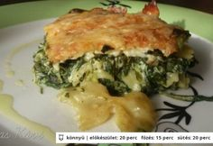 Tasty Dishes, Side Dishes, Fusilli, Spanakopita, Quiche, Meat, Chicken, Breakfast, Ethnic Recipes