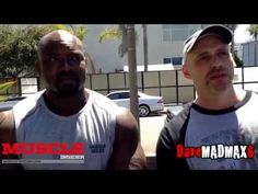 "Thank you David Pierre Bourlet ~ THE man behind the internet ‪#‎bodybuilding‬ sensation ""All Access"" for asking me to be a part of, and providing me with, a weekly ‪#‎video‬ instructional platform via MUSCLE INSIDER magazine entitled ""B Built by Broser."" Each week Dave and I will bring you new ‪#‎training‬/‪#‎diet‬/‪#‎supplementation‬ information that we hope will assist ‪#‎athletes‬ of all levels and types more efficiently reach their goals. Check out Episode 1 below: ""Rep Tempo Targeting""…"