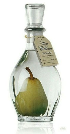 pear water