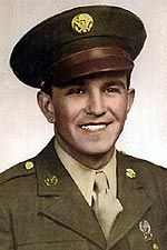 Pvt Timoteo G. Melendez, 506th PIR HQ 3, KIA Oct 1944
