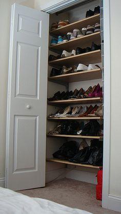 Ikea Antonius shoe closet