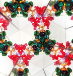 Make a Magical Kaleidoscope with step by step picture instructions