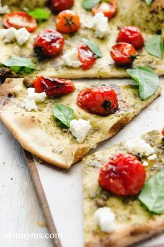 Honey-Wheat Pizza Crust - This recipe is easy to make perfect for a busy week. #cleaneating #healthyrecipes #weightwatchers