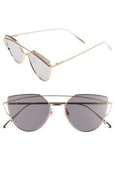 e0b688d58d11 GENTLE MONSTER Love Punch 55mm Titanium Aviator Sunglasses.  gentlemonster    Latest Sunglasses