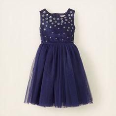 shine mesh dress from children's place for the flower girls.  33 bucks.