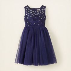 shine mesh dress, love this! #PampersPlayDate
