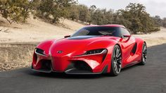 Learn more about the Toyota FT-1 concept car, the ultimate expression of a Toyota coupe design that builds upon our rich sports car heritage.