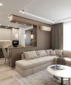 Beige Living Rooms, Decor Home Living Room, Living Room Decor Inspiration, Modern Home Interior Design, Home Room Design, India Home Decor, Home Entrance Decor, Living Room Tv Unit Designs, Home Decor Styles