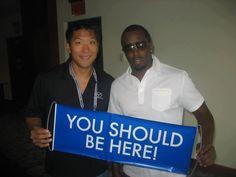 P. Diddy #worldventures #ysbh #youshouldbehere  http://www.worldventures.biz/ press 2