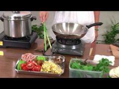 中式素菜班-素上湯 Veg Cooking With Leia (Veg Soup Base)