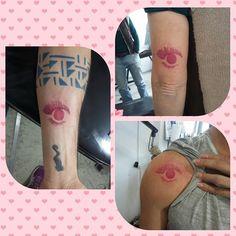 Olho  #tattoo #tatuagem #tattoos #tattooist #instattoo #inktattoo #instalove #tattooed #tatuados #tattoocolor #tattooolho #tattooeye #olho #eye #ins