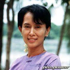 Does Burma's Aung San Suu Kyi deserve Washington's highest honor?  #burma #pollpursuit #facebookapplication