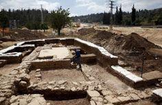 Arqueólogos acham igreja de 1.500 anos que atendia viajantes em Israel