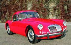1961 MG A 1600 Roadster wallpaper