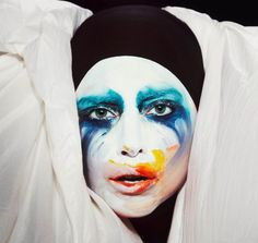 Lady Gaga's Applause video directed by Inez and Vinoodh
